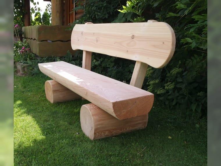 Gartenbank aus holz.Holzbank.Gartenmöbel... (Steyerberg) - Sonstiges ...